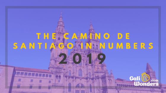Camino Santiago numbers