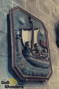 Barca - Traslatio - Variante Espiritual