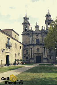 Monasterio San Xoán de Poio