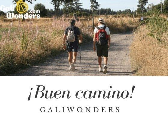 Itinerarios y etapas del camino de santiago