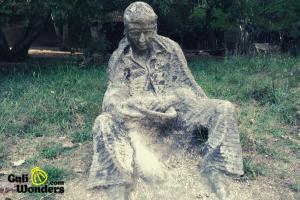 Aldea Labrega Sculpture - Spiritual Variant