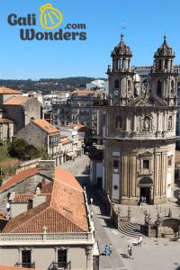 Pontevedra Camino Portugués Variante Espiritual Peregrina - Galiwonders