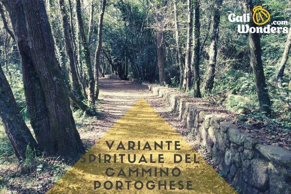 variante spirituale cammino portoghese