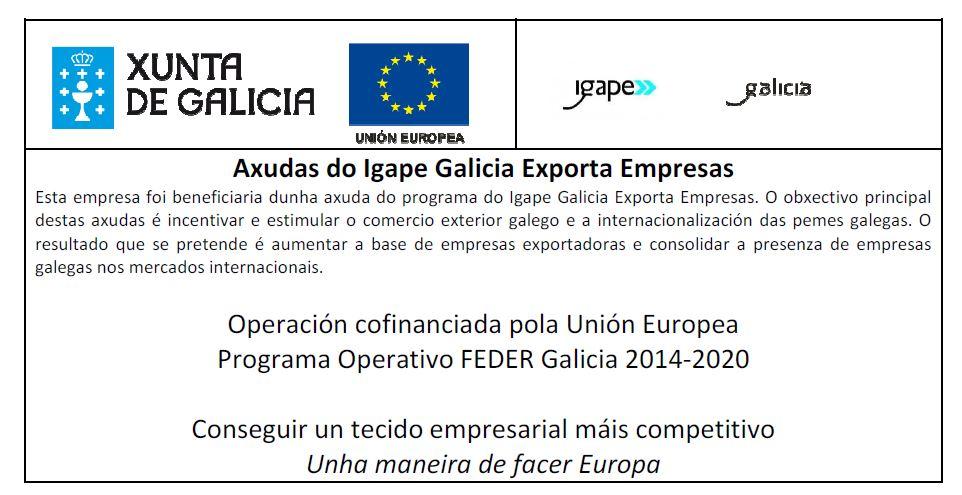 axudas Galicia Exporta Empresas galiwonders