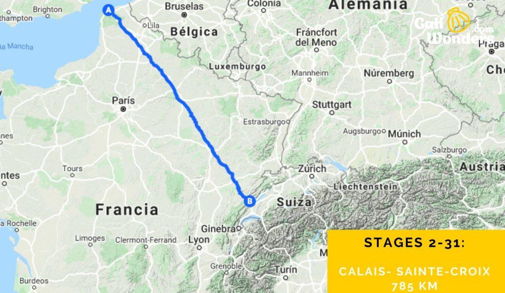 stages 2-31 via francigena galiwonders