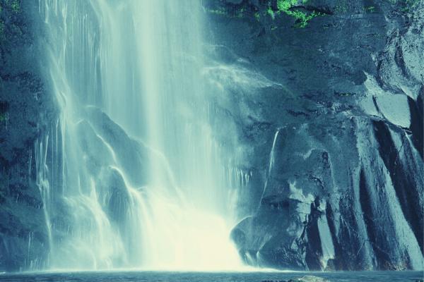 Toxa Waterfall
