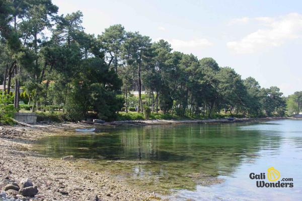 Isla de La Toja Ruta Padre Sarmiento