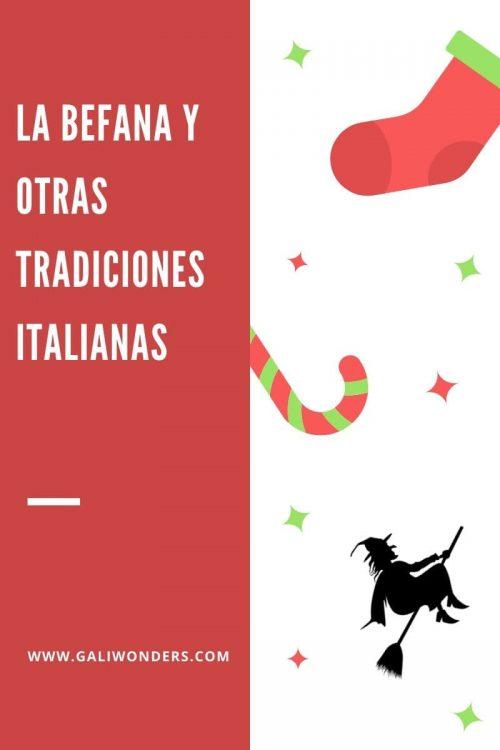 la befana y tradiciones italianas