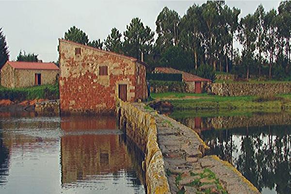 Molino A Seca Mill Route of Father Sarmiento
