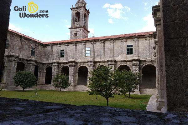 Monasterio Armenteira Ruta Padre Sarmiento