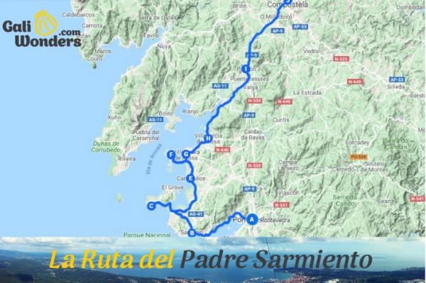 Ruta Padre Sarmiento