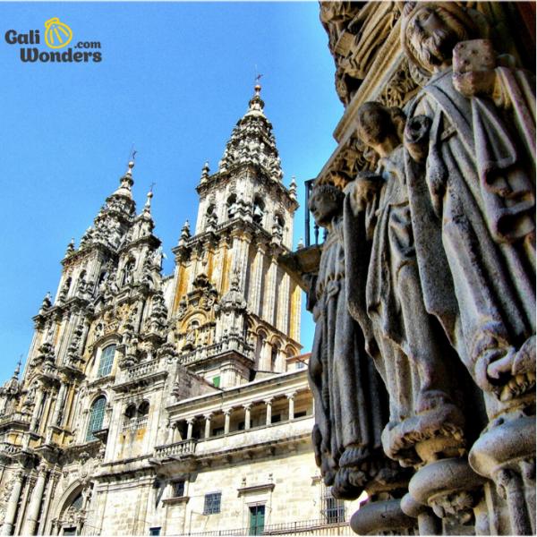 Santiago Cathedral Route of Father Sarmiento e1576666984748