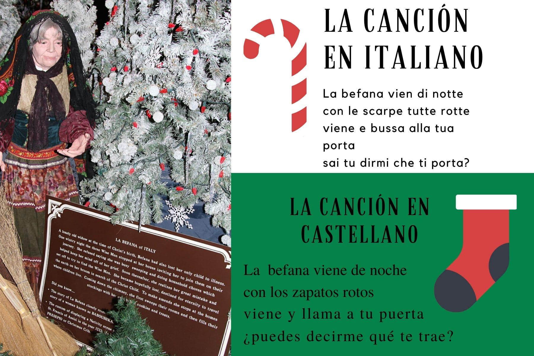 la befana tradiciones italianas