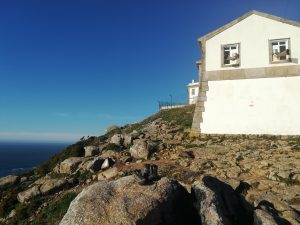 Fisterra lighthouse