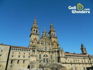 conseguir compostela catedral santiago