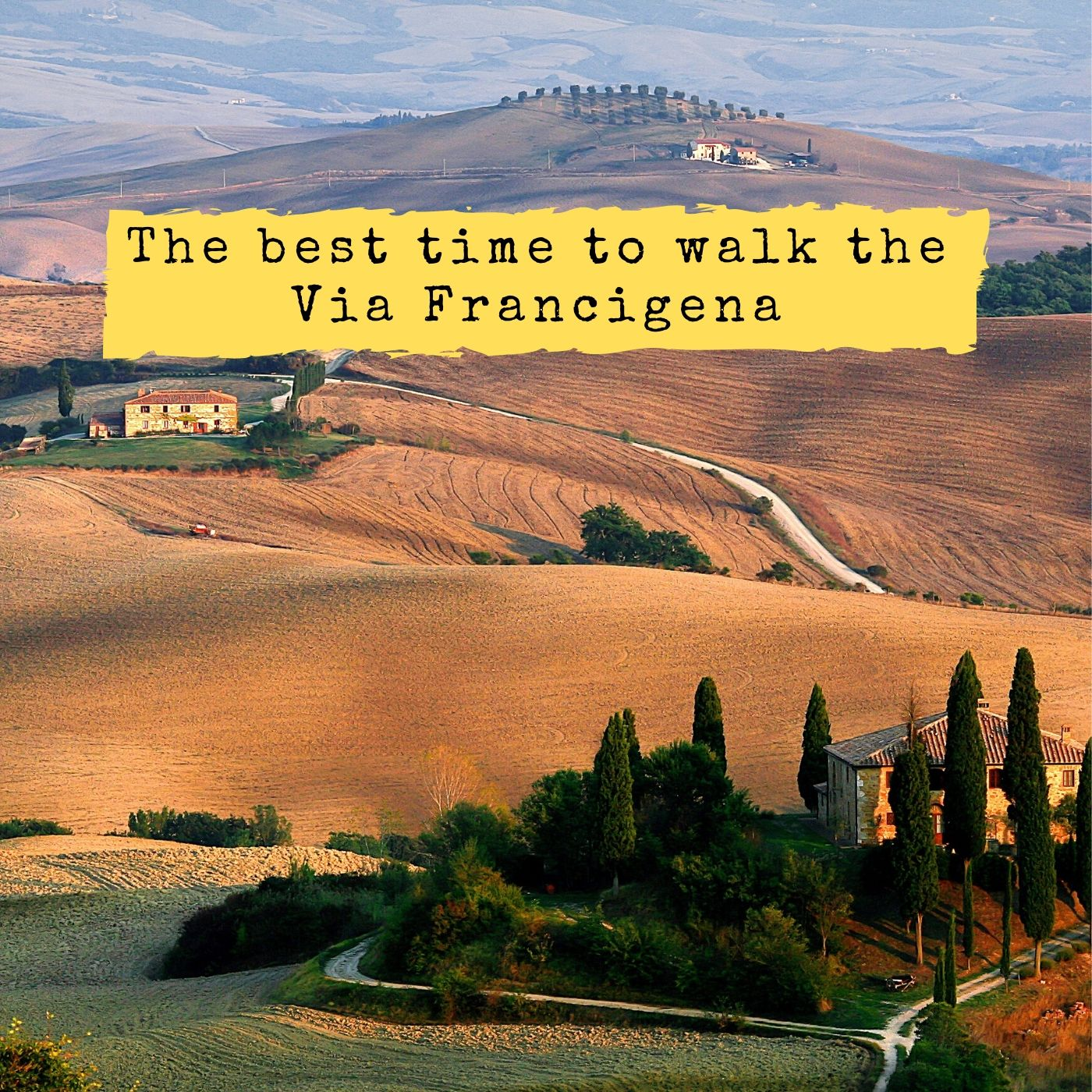 BEST TIME VIA FRANCIGENA GALIWONDERS
