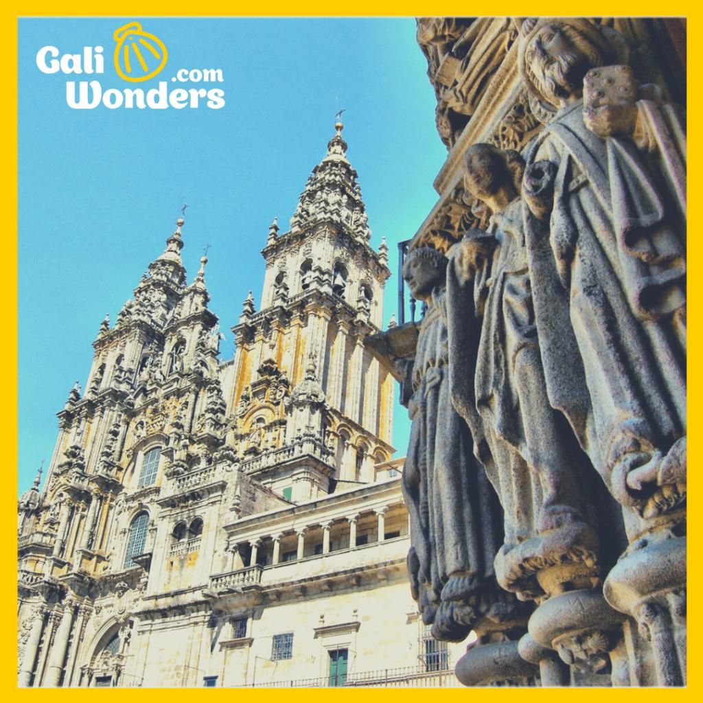 La Catedral de santiago galiwonders