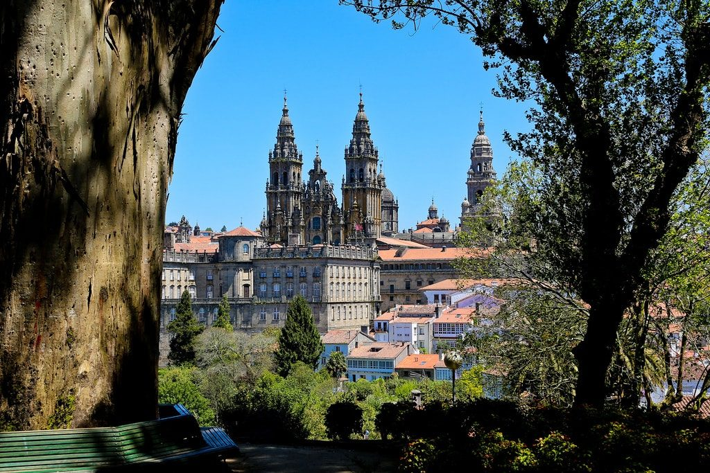 Santiago de Compostela anno Santo 2021
