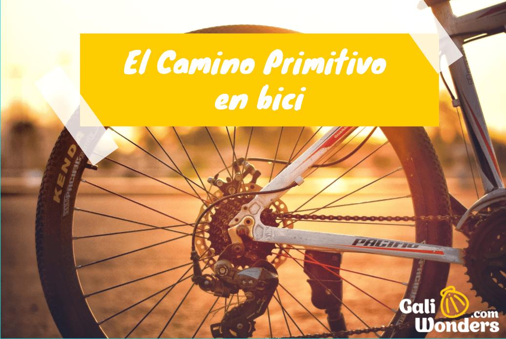 El Camino Primitivo en bici Galiwonders