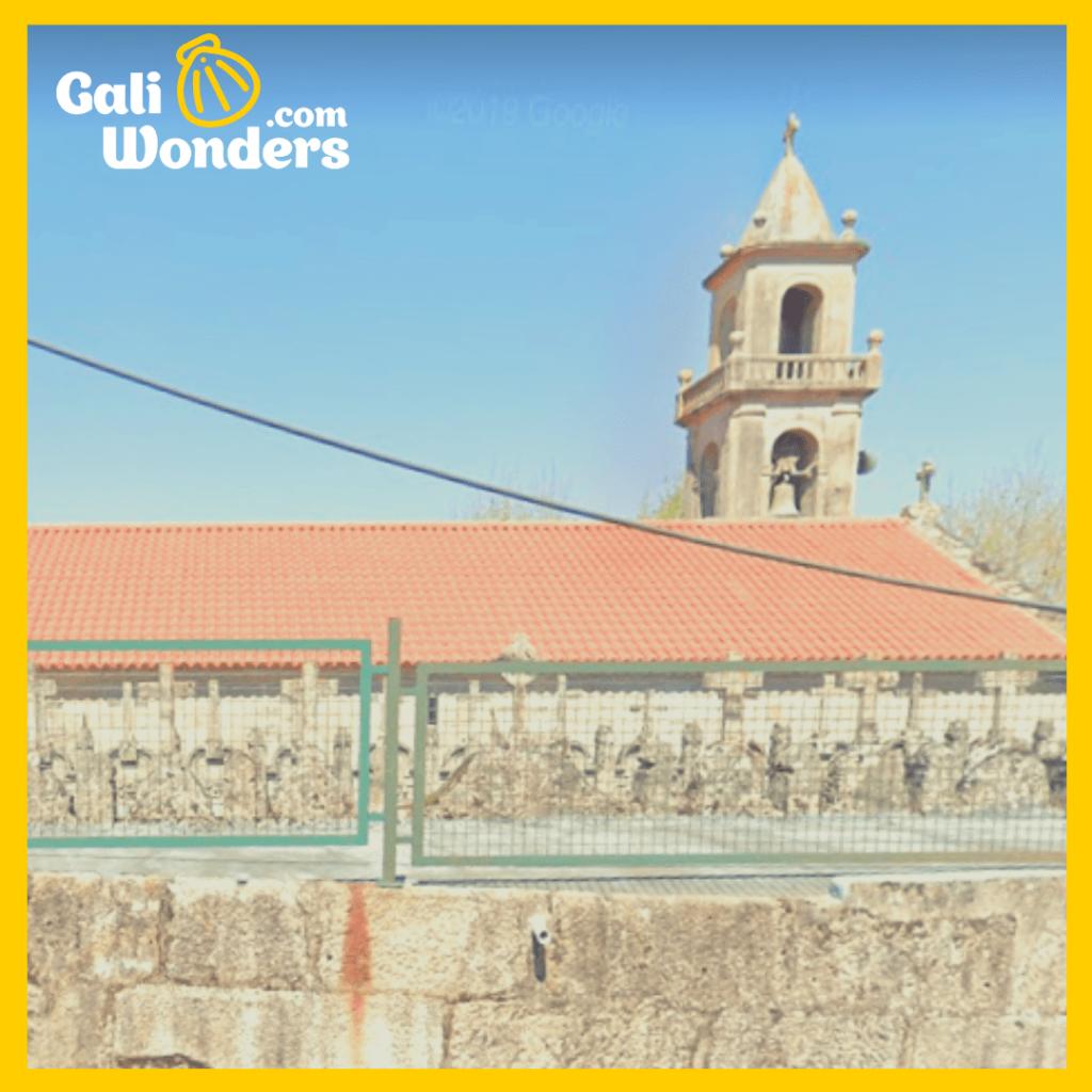 Iglesia San Andres de Valladares en Vigo