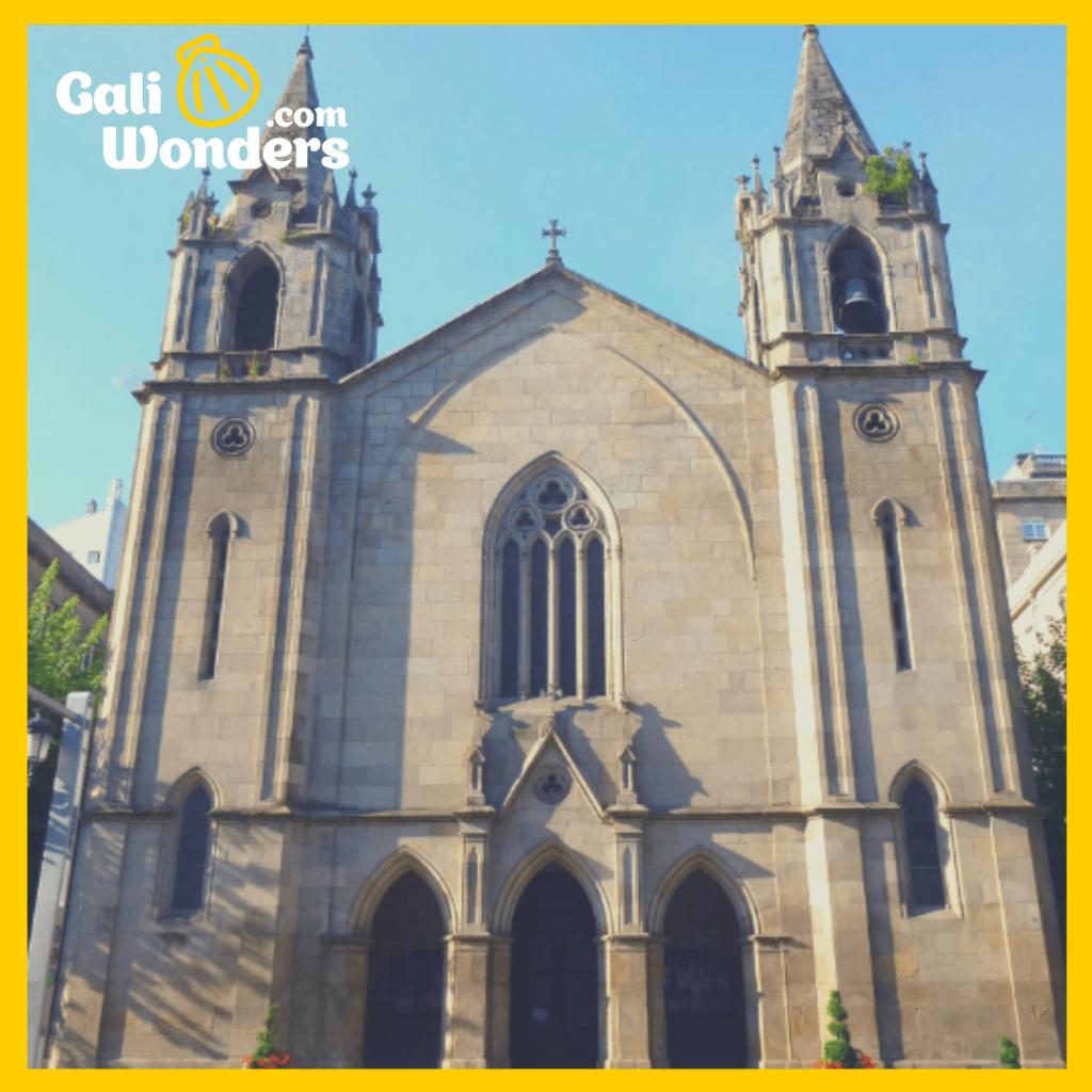 iL cammino di santiago da Vigo galiwonders
