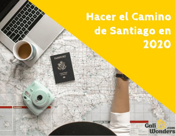 Hacer el Camino de Santiago en 2020