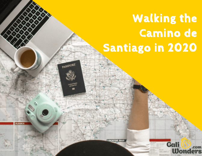 Walking the Camino in 2020