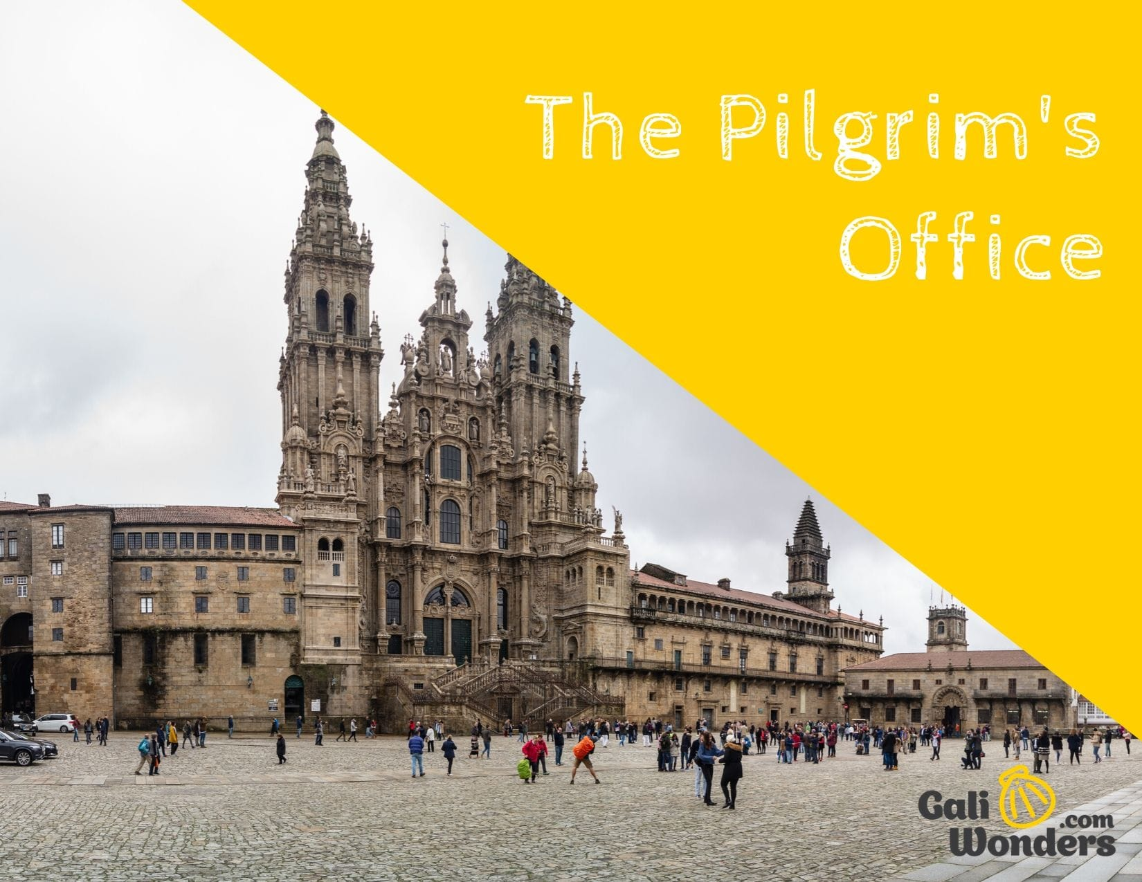 Pilgrim's office Galiwonders