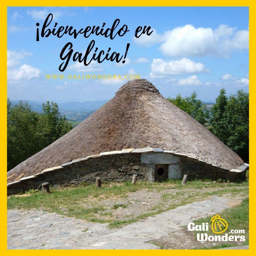O Cebreiro en el Camino de Santiago