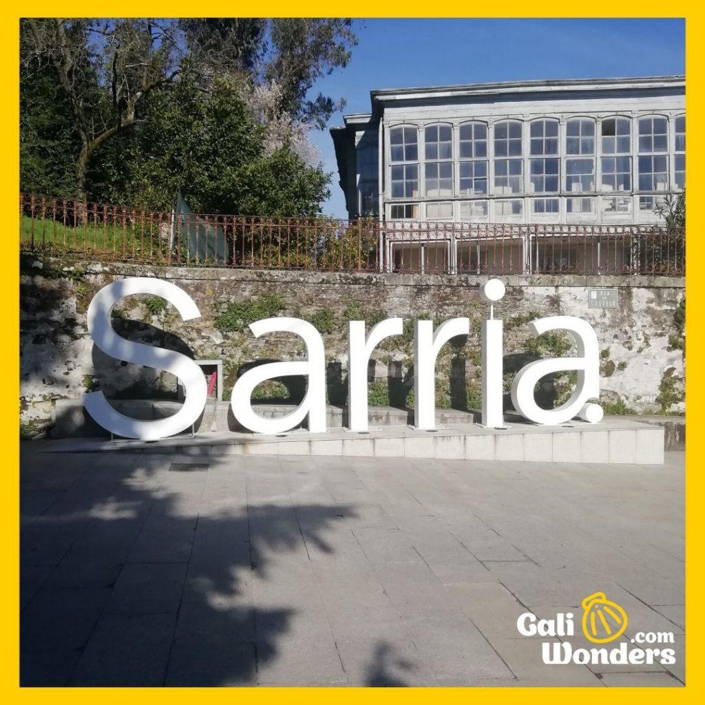 camino frances sarria 2020 galiwonders