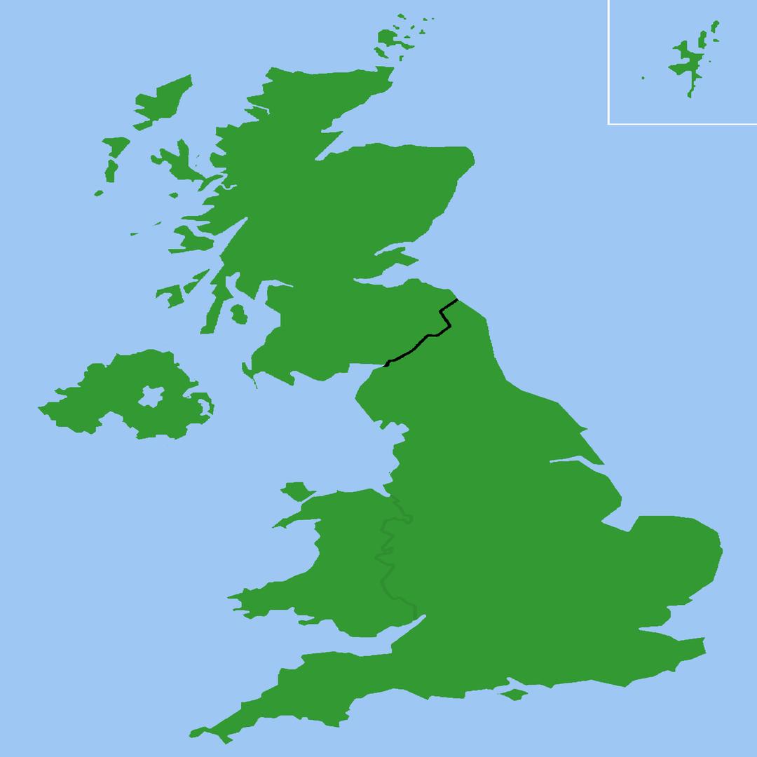England Scotland border 1