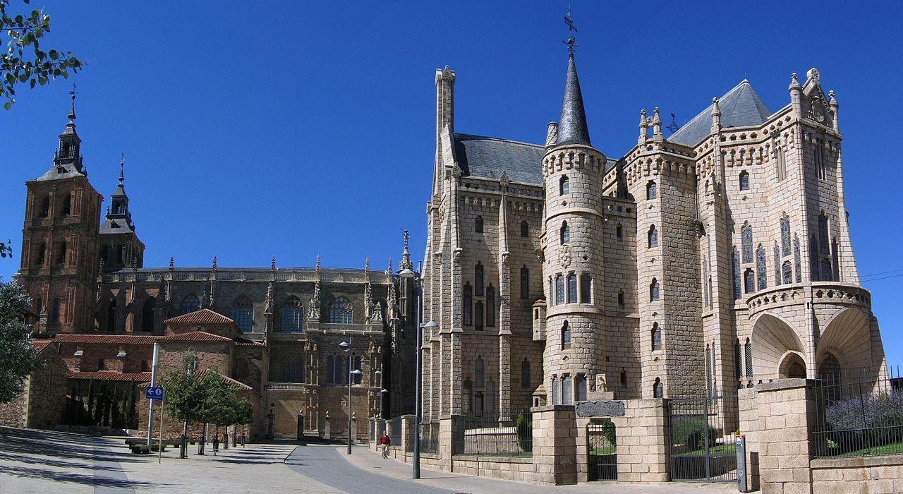 Palacio Episcopal Astorga GaliWonders