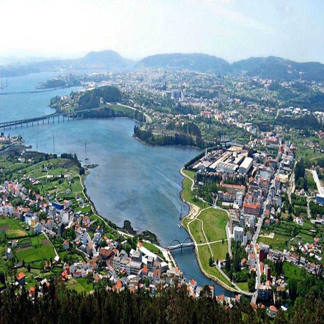 Ría de Ferrol desde el Monte de Ancos GaliWonders 1