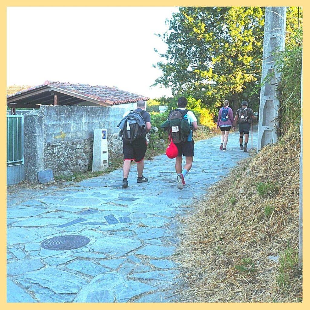 il cammino di santiago organizzato galiwonders