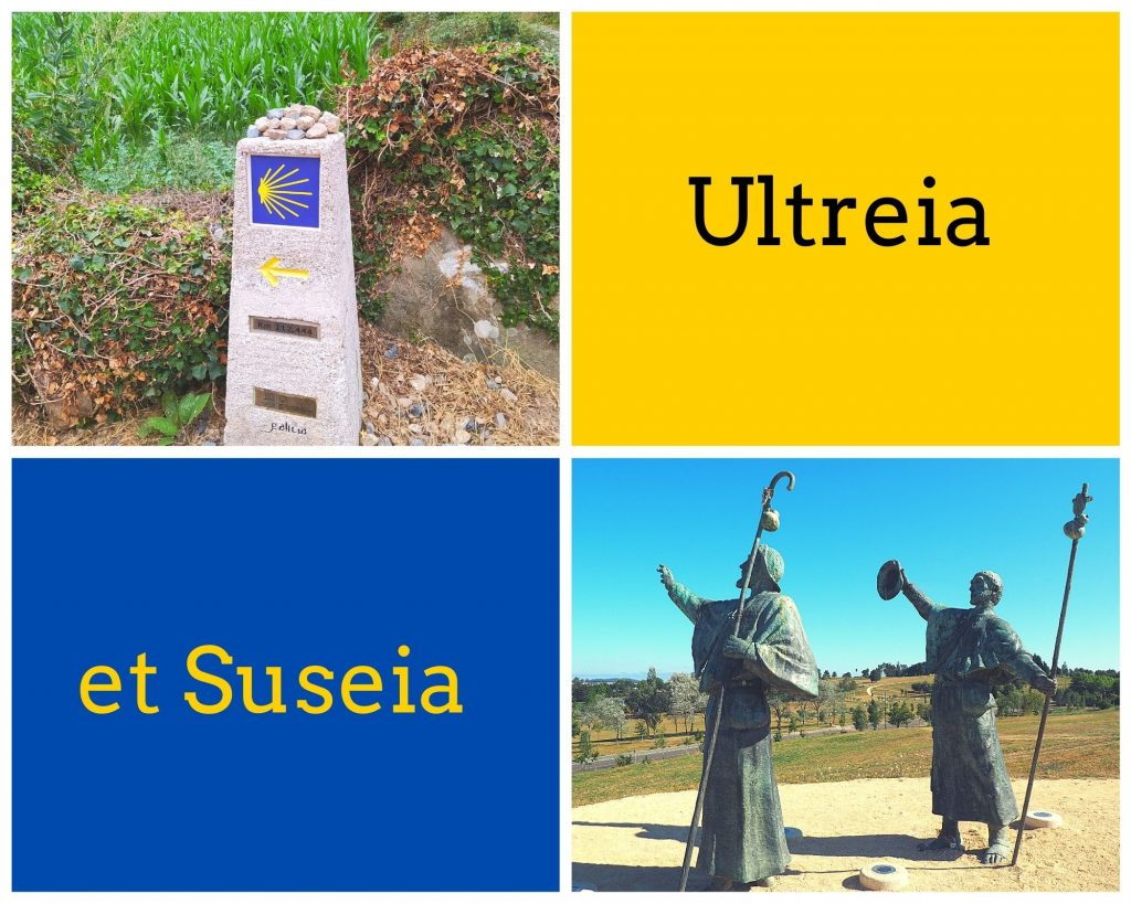 Ultreia et Suseia