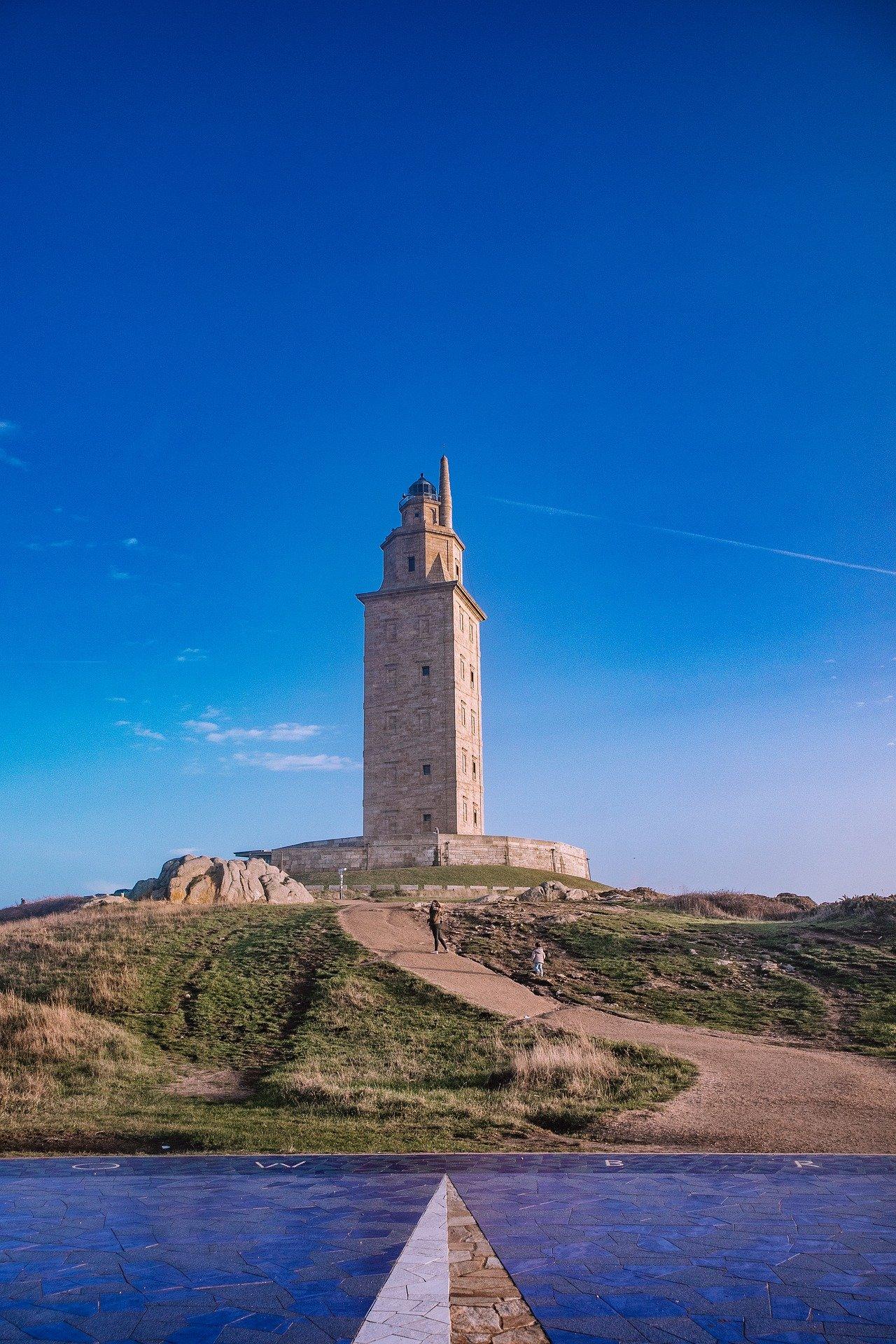 tower of hercules 4739450 1920