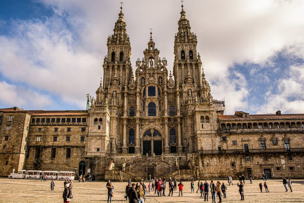 santiago de compostela catedral galiwonders