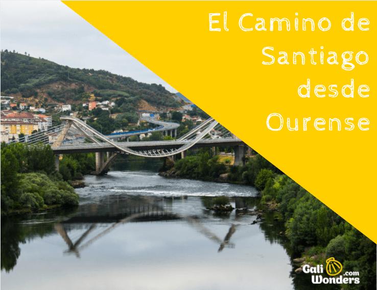 Camino de Santiago desde Ourense Galiwonders