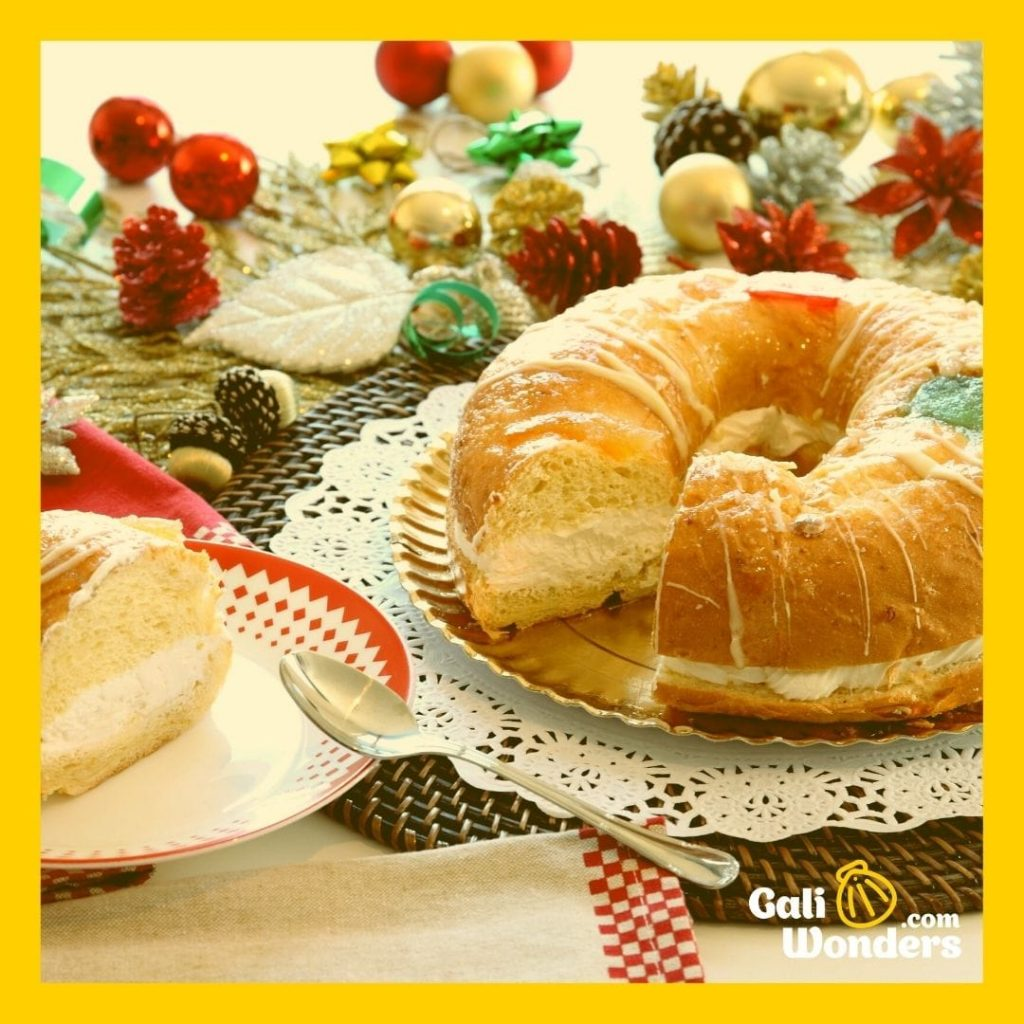 La comida típica del Día de Reyes