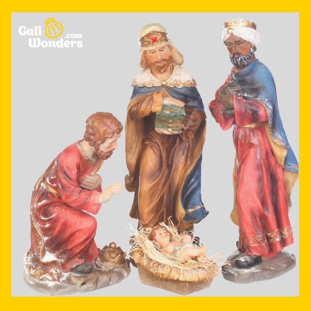 Tradiciones de Navidad del Camino: los Reyes Magos