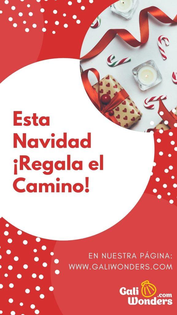 Regala el Camino de Santiago en Navidad
