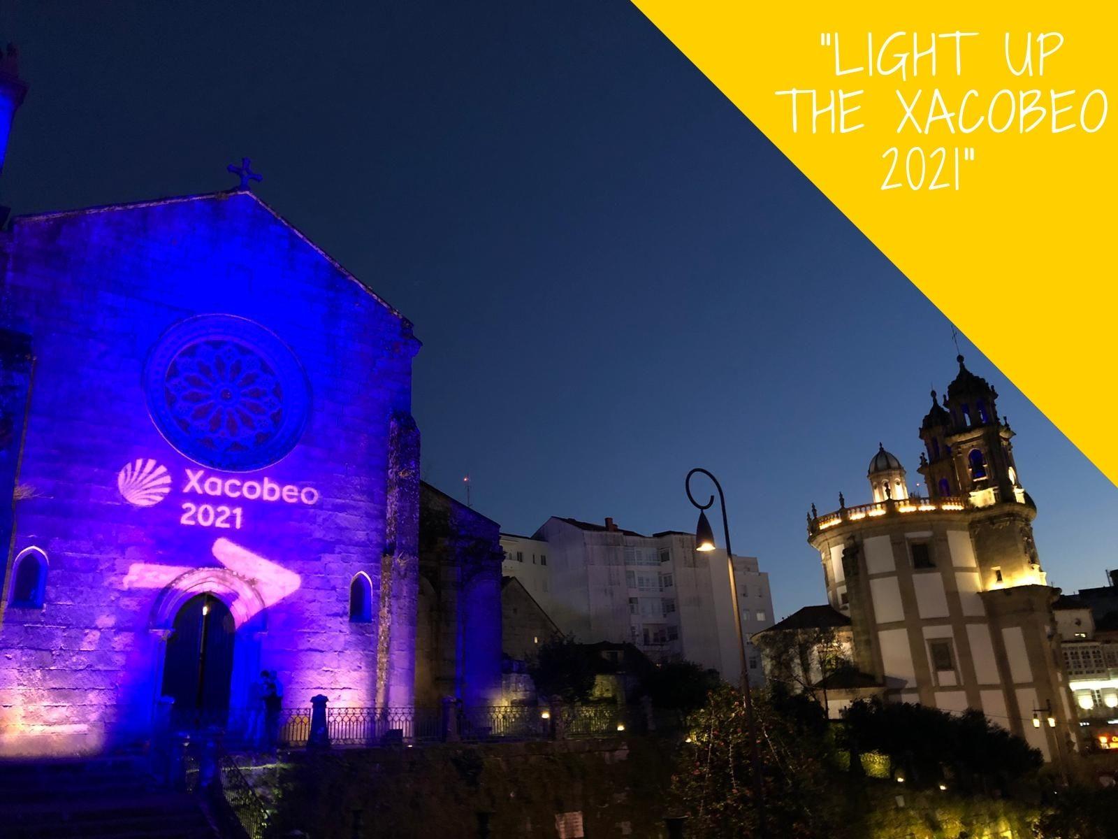 light up the xacobeo 2021 galiwonders