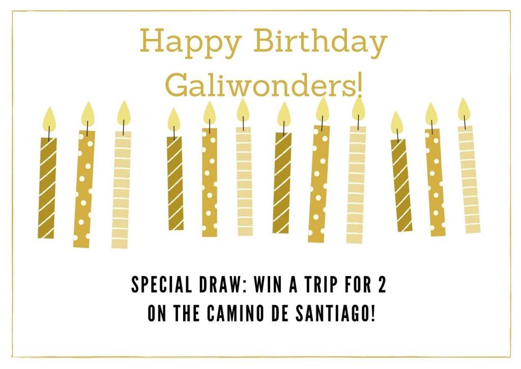 Let's celebrate Galiwonders 5th Birthday!