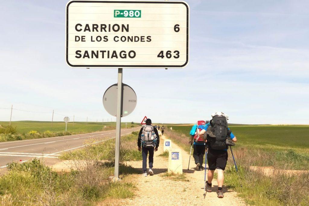 il Cammino di Santiago per parti galiwonders