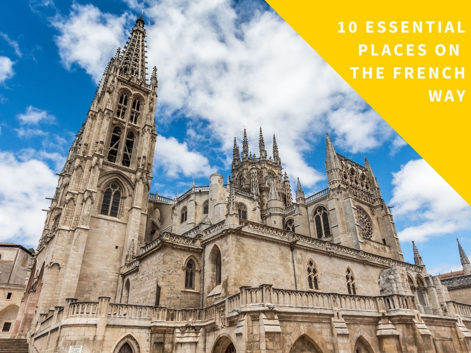 10 Essential places on the French Way