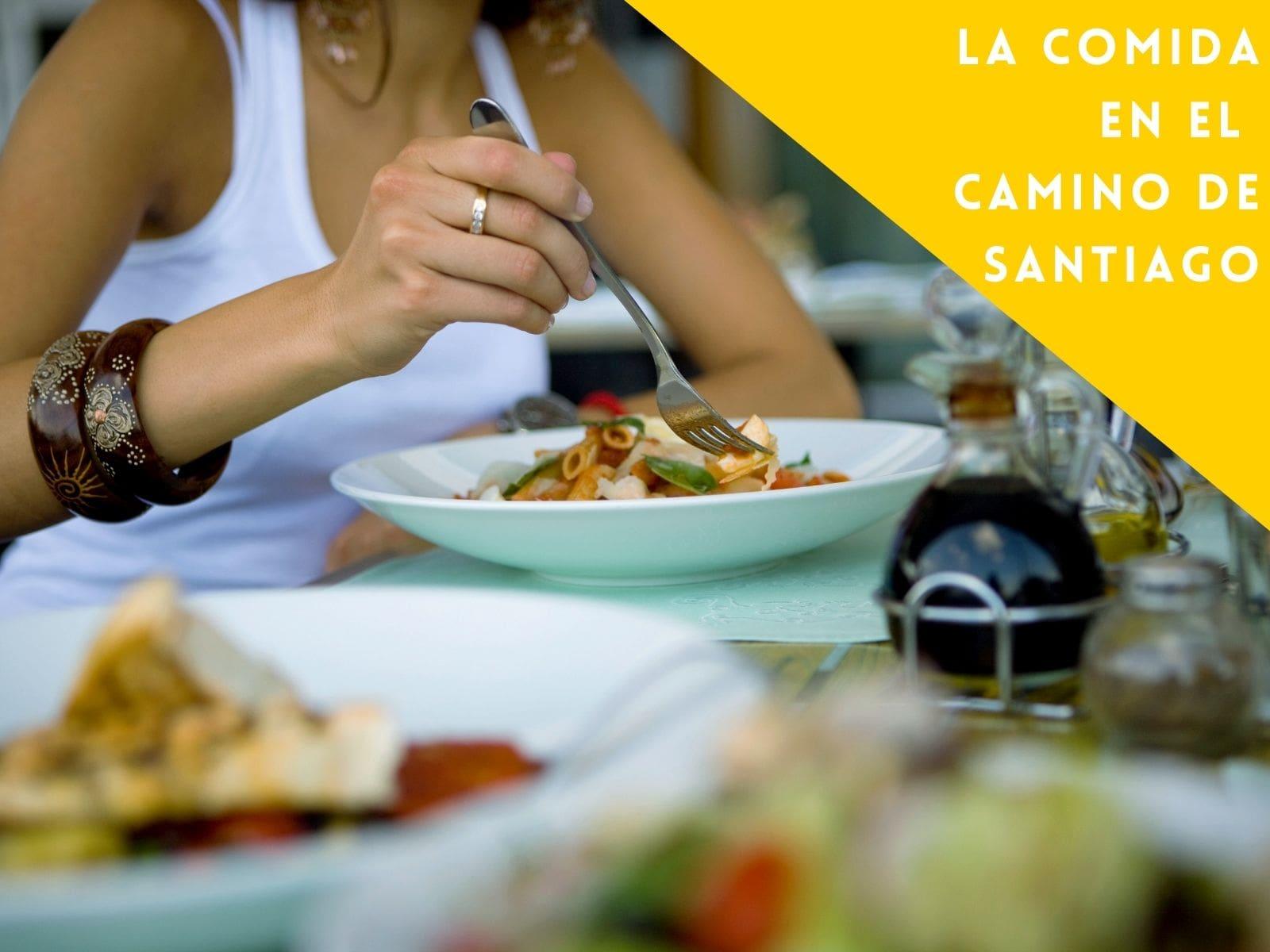 La comida en el Camino de Santiago galiwonders