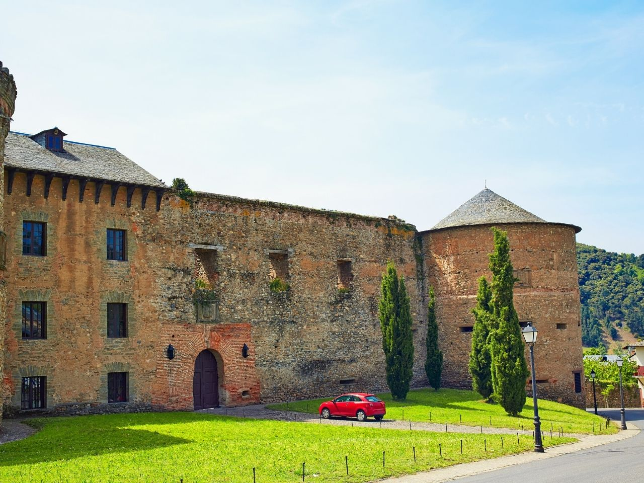 villafranca del bierzo castello