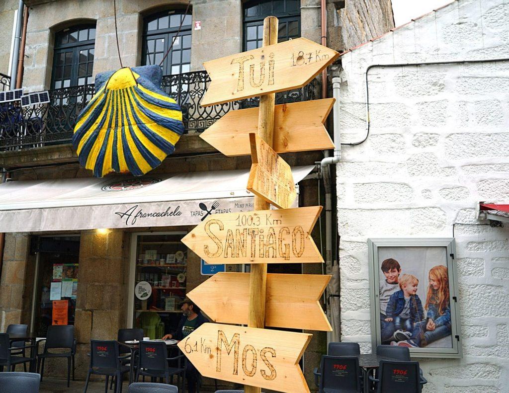 Hoteles en el Camino Portugués desde Tui