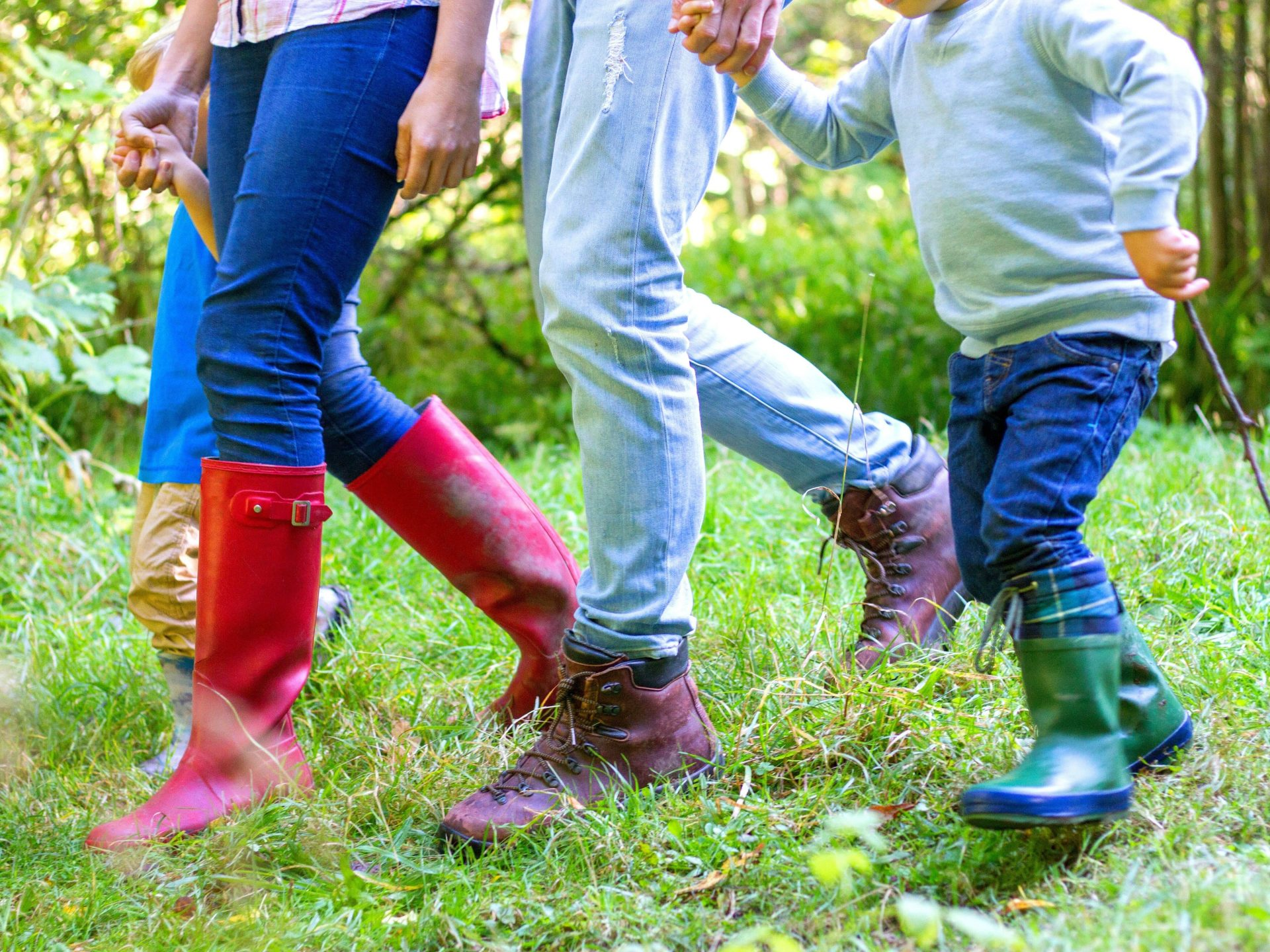 il cammino con bambini galiwonders
