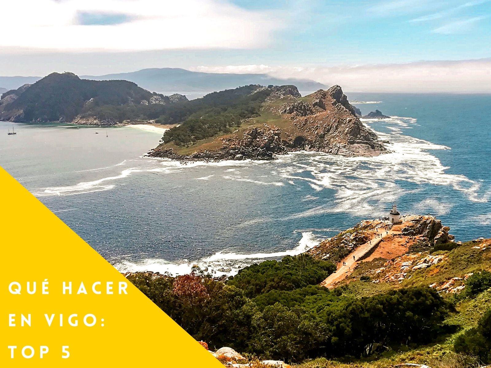 Qué hacer en Vigo: TOP 5
